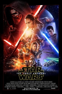 Star Wars: The Force Awakens SuperTicket The Movie