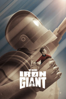 The Iron Giant SuperTicket The Movie