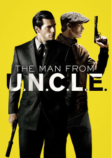The Man From U.N.C.L.E. SuperTicket The Movie