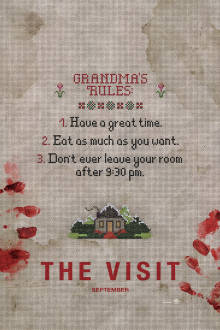 The Visit SuperTicket The Movie