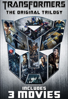 Transformers: The Original Trilogy SD Bundle The Movie