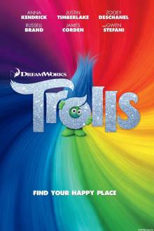 Trolls SuperTicket The Movie