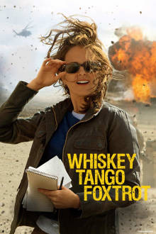 Whiskey Tango Foxtrot SuperTicket The Movie