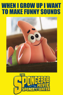 The SpongeBob Movie: Sponge Out of Water The Movie