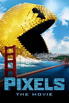 Pixels SuperTicket The Movie