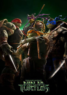 Teenage Mutant Ninja Turtles (2014) SuperTicket The Movie