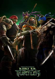 Teenage Mutant Ninja Turtles (2014) SuperTicket The Movie