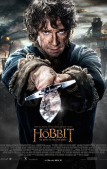 The Hobbit: The Battle of the Five Armies SuperTicket The Movie