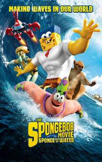 The SpongeBob Movie: Sponge Out of Water SuperTicket The Movie
