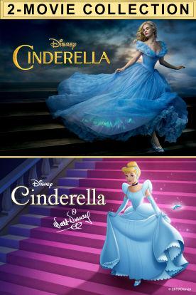 Cinderella Signature-Live Action Bundle