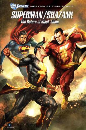 Superman/Shazam!: The Return of the Black Adam
