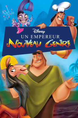 The Emperor's New Groove (VF)