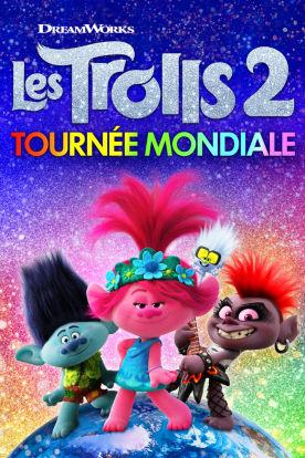 Les Trolls 2: Tournée mondiale (Version française)