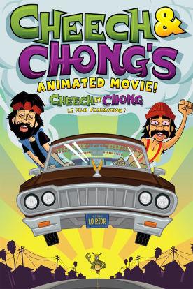 Cheech and Chong's Smokin' Animated Movie