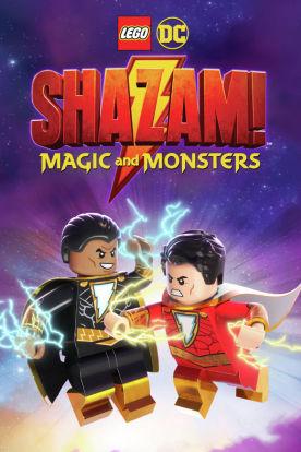 LEGO DC: Shazam - Magic & Monsters