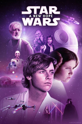 Star Wars : Épisode IV - Un nouvel espoir (Version française)