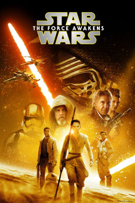 Star Wars : The Force Awakens (VF)