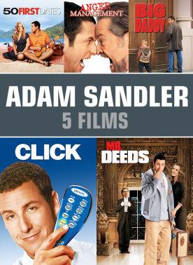 Adam Sandler: 5 Films