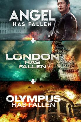 Fallen Series: 3-Movie Bundle