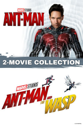 Ant-Man / Ant-Man and The Wasp 2-Movie Bundle