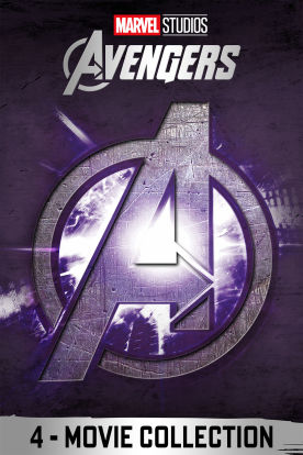 Avengers 1-4 Collection