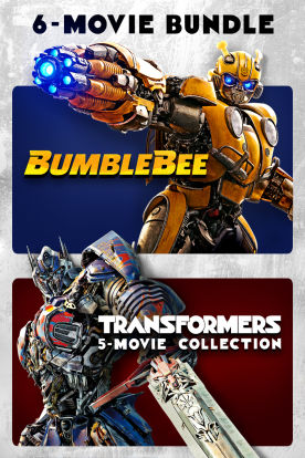 Bumblebee + Transformers: 6 Movie Collection