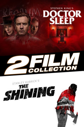 Doctor Sleep & The Shining 2-Film Collection