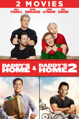 Daddy's Home Double Feature
