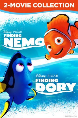 Finding Nemo and Finding Dory Bundle