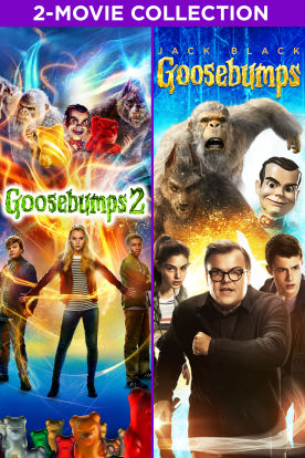 Goosebumps 2-Movie Collection