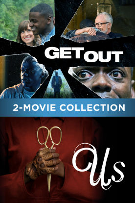Us / Get Out 2-Movie Collection