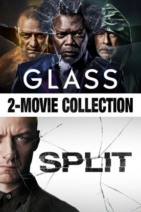 Glass / Split 2-Movie Collection