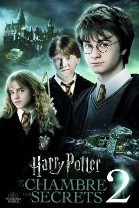 Harry Potter et la chambre des secrets (Version française)