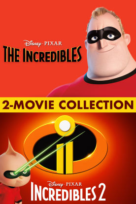 The Incredibles 2-Movie Bundle
