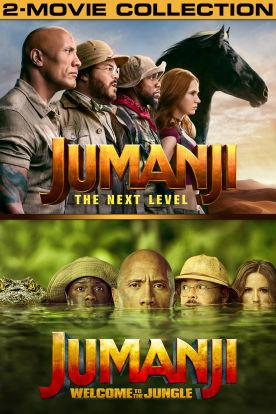 Jumanji 2 - Movie Collection