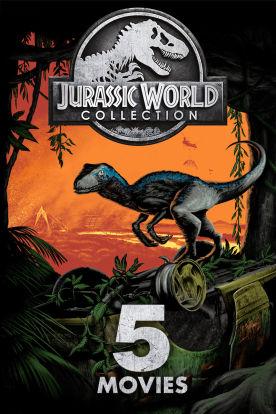 Jurassic 5-Movie Bundle