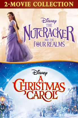 The Nutcracker and the Four Realms / Disney's A Christmas Carol Bundle