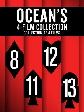 Ocean - Collection de 4 films (Version française)