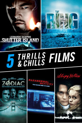 Thrills & Chills Collection SD