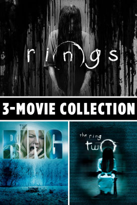 Rings 3-Movie Collection HD