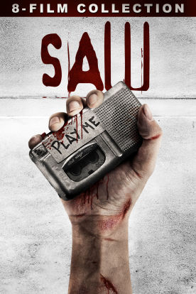 Saw 8-Film Collection