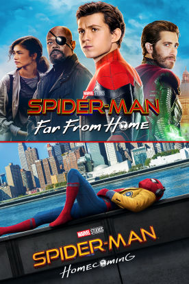 Spider-Man: Far From Home /Spider-Man: Homecoming