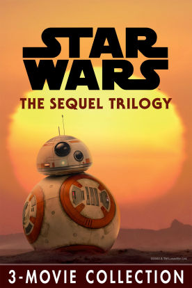 Star Wars: The Sequel Trilogy 3 - Movie Collection