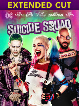 Suicide Squad (Extended Cut)