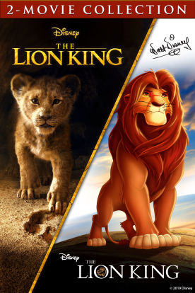 The Lion King 2-Film Collection
