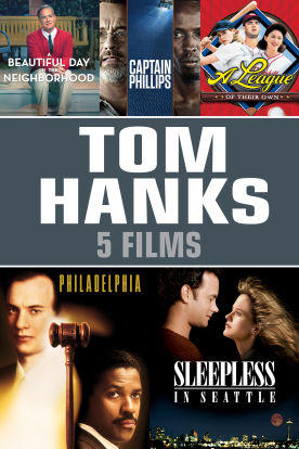 Tom Hanks: 5 Films