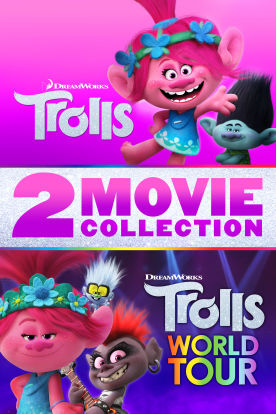 Trolls 2-Movie Bundle