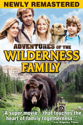Adventures of the Wilderness Family