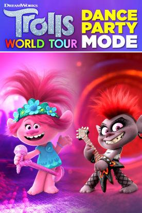 Trolls World Tour Dance Party Edition Bundle