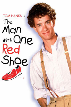 Man With One Red Shoe